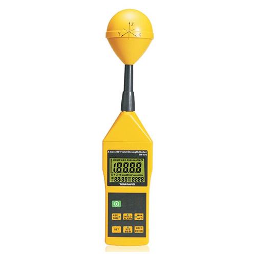泰瑪斯/TENMARS 高頻電磁波污染強度計,TM-196