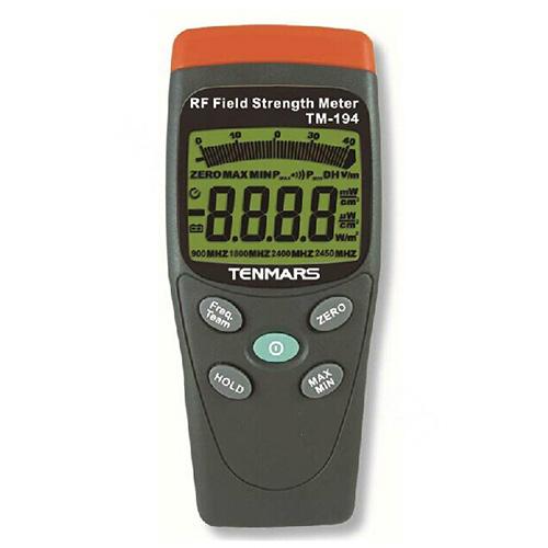 泰瑪斯/TENMARS 電磁波測試儀,單軸高頻,TM-194
