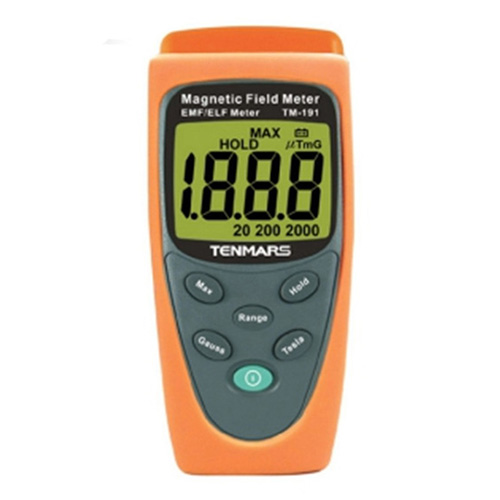 泰瑪斯/TENMARS 電磁波檢測儀,TM-191