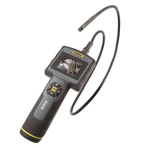 精耐可視管道內窺鏡,攝像頭分辨率640 x 480 ,DCS280
