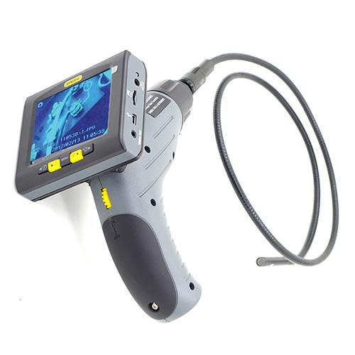 精耐可充電可視管道內窺鏡,無線WiFi攝像頭分辨率640 x 480 ,DCS400