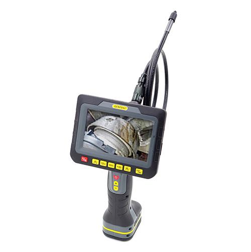 精耐可記錄管道內窺鏡 無線WiFi,攝像頭分辨率640 x 480 ,DCS500