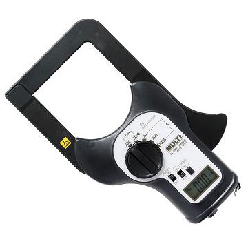 日本万用 大口径数字钳形漏电电流表,MultiMCL-800D
