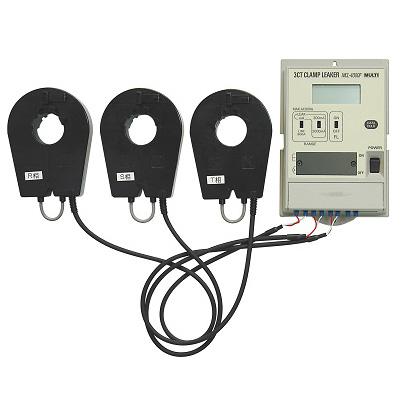 钳形表,日本万用3CT方式漏电电流表,MultiMCL-4000F