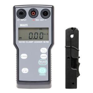 钳形表,日本万用交直流两用钳形漏电电流表,MultiM700