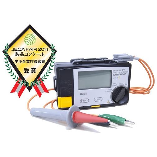 日本万用 光伏发电用可定位故障点,MultiMIS-PVS