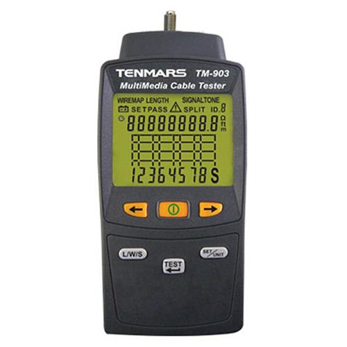 网络缆线测试仪,泰玛斯 TM-903