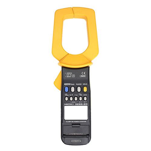 日置/HIOKI 3286-20钳形功率计,带谐波测量,可测量功率、功率因数、相序、谐波