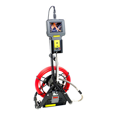 精耐 多功能管道管線內窺定位檢測系統,攝像頭分辨率640 x 480 ,DPS16-RT