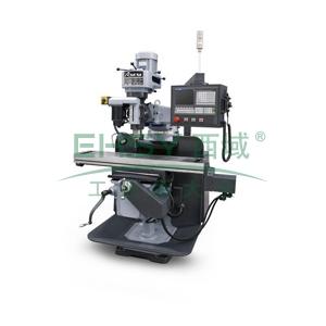 数控立式炮塔铣床,台湾丰堡,工作台尺寸1370×320mm,ftm-4snc图片