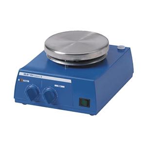 磁力搅拌器,艾卡,RH基本型,带加热,控温范围:RT-320℃,搅拌量:10L