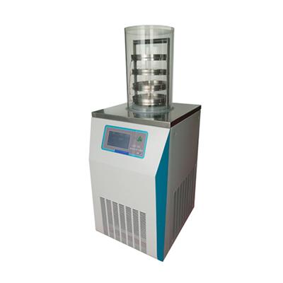 立式冷冻干燥机,LGJ-18S普通型,-60℃,冻干面积0.18/0.27m2,真空度≤5pa
