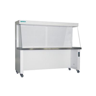 洁净工作台,标准型,ISO 5级(ISO Class 5),100级(美联邦209E)Class 100(Fad 209E),工作区尺寸:1680x480x600mm