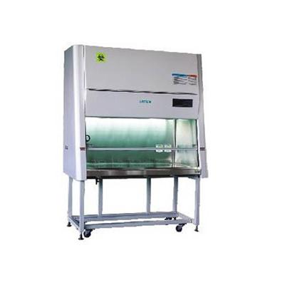 生物安全柜,HEPA:ISO 5级(100级Class 100)/ULPA:ISO 4级(10级Class 10),工作区尺寸:970x600x620mm