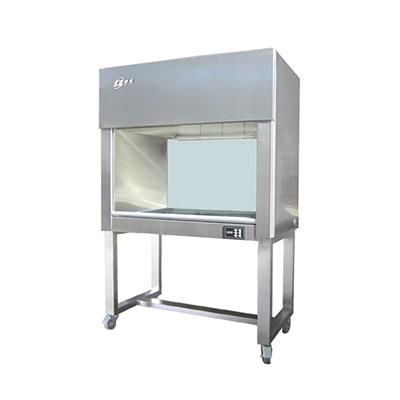 洁净工作台,单人单面全不锈钢型,垂直流,SJ-CJ-1FDQ,工作区尺寸:870x660x520mm