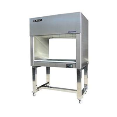 洁净工作台,单人双面全不锈钢型,垂直流,SJ-CJ-1FQ,工作区尺寸:870x690x520mm