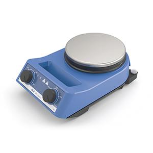 IKA磁力搅拌器套装,速度范围:100-2000rpm,最大搅拌量:15L,含(主机、温度计、支杆、固定支杆、夹头),RH基本型加热磁力搅拌器套装