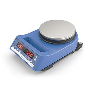 磁力搅拌器套装,艾卡,RH数显型加热磁力搅拌器套装,速度范围:100-2000rpm,最大搅拌量:15L,含(主机、温度计、支杆、固定支杆、夹头)