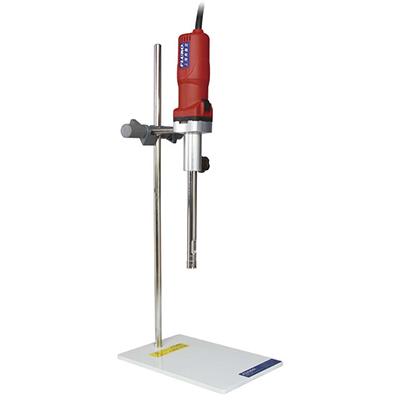 弗鲁克 高剪切分散乳化机,转速范围:10000~28000rpm,处理量:50~1500ml,FA18数显套装