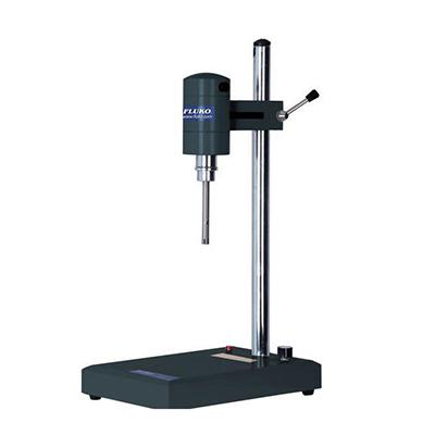 FLUKO小试型高剪切分散乳化机,转速范围:300~23000rpm,处理量范围:10~1000ml无级变速控制,不锈钢304,FM200套装 SS304