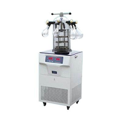 博医康真空冷冻干燥机(经济型),冻干面积0.12m²,FD-1A-80(立式)