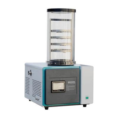 真空冷冻干燥机,Lab系列经济型,冷阱温度-55℃,冻干面积0.12m²