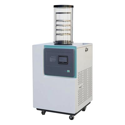 真空冷冻干燥机,Lab系列经济型,冷阱温度-85℃,冻干面积0.12m²