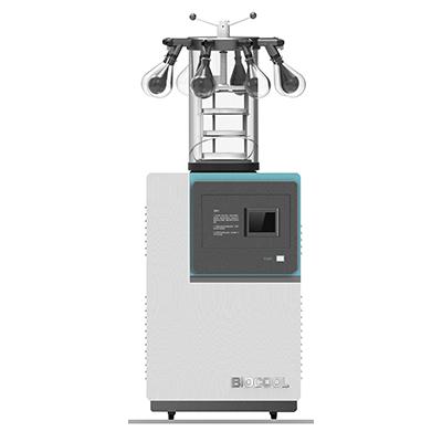 真空冷冻干燥机,Lab系列经济型,冷阱温度-85℃,冻干面积0.08m²