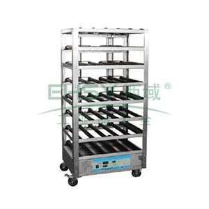 细胞转瓶培养器,40瓶位,适用瓶GP-3000,外形尺寸797×594×1668mm,精骐,CGIII-40-SF