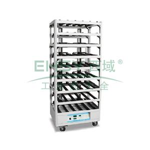 细胞转瓶培养器,45瓶位,适用瓶GP-3000,外形尺寸797×598×1850mm,精骐,CGIII-45-F