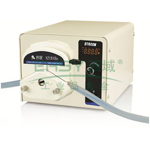 数字转速型蠕动泵 ,BT600M 2×YZ1515x 每通道0.07~2280ml/min 50W 2 ,创锐