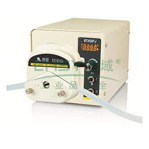 数字分配型蠕动泵 ,BT300FJ YZ2515x 1.7~870ml/min 35W 1 ,创锐