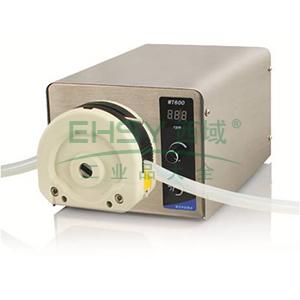直流无刷型蠕动泵 ,WT600 2×YZ1515x 每通道0.07~2280ml/min 80W 2 ,创锐