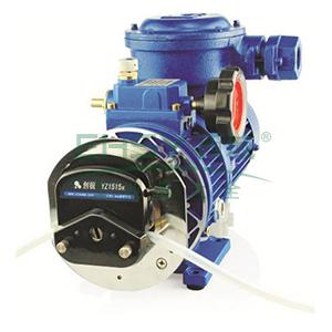 防爆型蠕动泵 ,FB600 KZ25 160~6000ml/min 1 250W,创锐