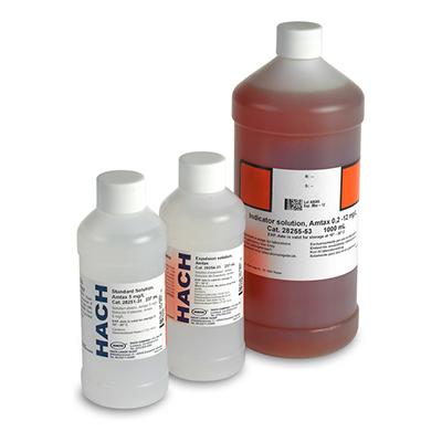 氨氮标液(273ml),氨氮在线分析仪专用标准品,2825831,哈希