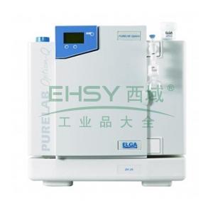 自来水进水一体化超纯水机,进水流速70L/h,ELGA,Option Q7