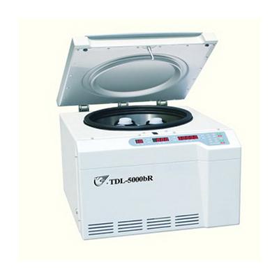 低速冷冻多管离心机,5000转/分,安亭