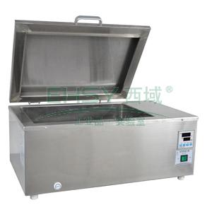 电热恒温水槽,DK-8AS,控温范围:RT+5~100℃,公称容积:12L,工作室尺寸:300x250x160mm