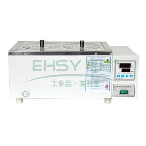 恒温水浴锅,HWS-12,控温范围:RT+5~100℃,公称容积:4.9L,工作室尺寸:300x150x110mm