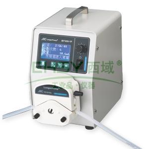 蠕动泵,兰格,分配型,BT300-1F,可分配液量,转速范围:1-300rpm,流量范围:0.07-1140ml