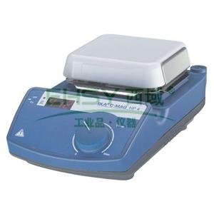 加热板,艾卡,C-MAG HP4,数显,最高温度:500℃,加热板尺寸:100x100mm
