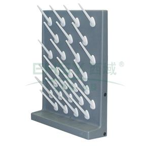滴水架,PP单面,27根滴水棒,灰色