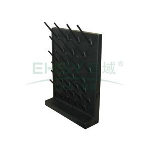 滴水架,PP单面,27根滴水棒,黒色