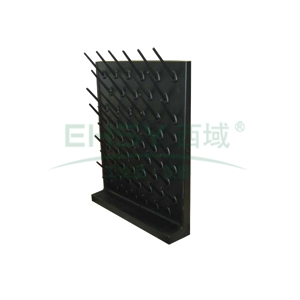 滴水架,PP单面,56根滴水棒,黒色