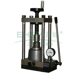 粉末压片机,手动型,最大压力:60吨,快速顶升,自动复位,FY-60