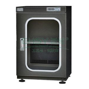 电子防潮箱,希斯百瑞,智能精密型,SS98HF,容积:98L,湿度范围:20~60%RH,防静电