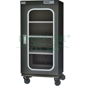 SYSBERY电子防潮箱,智能精密型,SS160MF,容量:160L,湿度范围:10~20%RH,防静电