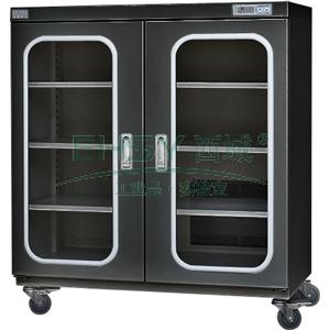 电子防潮箱,希斯百瑞,智能精密型,SS320HF,容积:320L,湿度范围:20~60%RH,防静电
