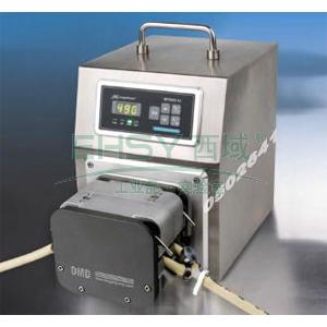 蠕动泵,兰格,基本型,WT600-3J(泵头DG15-24),最大参考流量:50-1800(单通道)ml/min