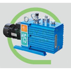 真空泵,直联旋片式,含强制防返油装置,2XZ-15C,三相,抽气速度:15L/S